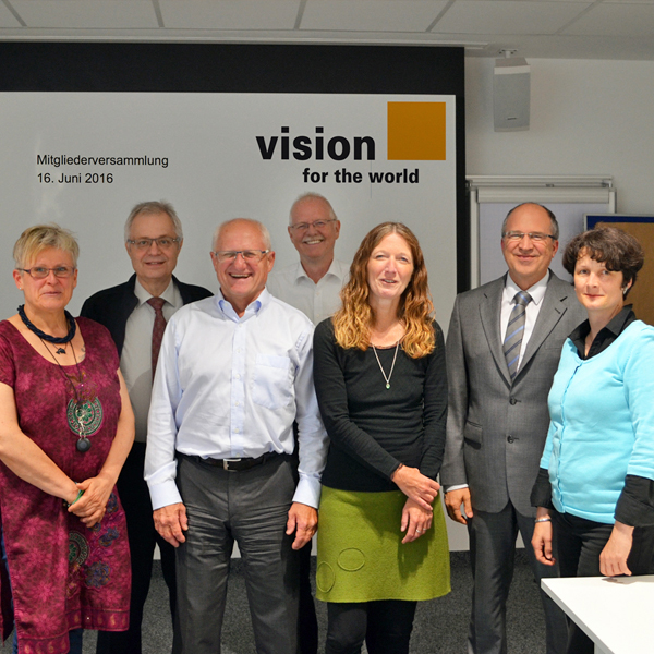 Vision for the World, Mitgliederversammlung 2016