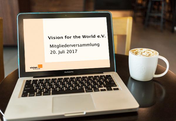 Vision for the World, Mitgliederversammlung 2017