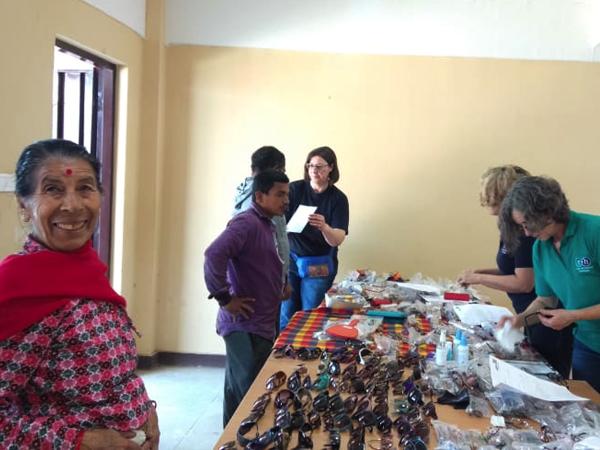 Nepal, School Screening, Vision for the World e.V.