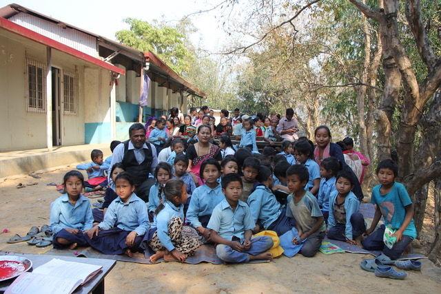 School-Screening, Nepal